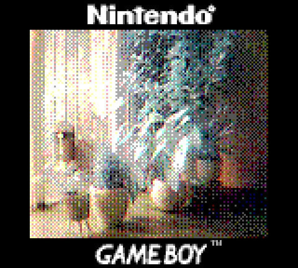 How to make real color photos with your Game Boy Camera