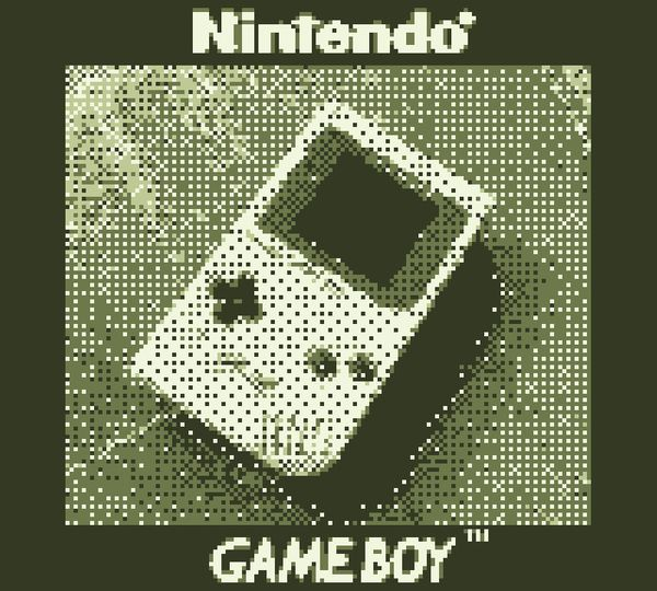 How to make a fake Game Boy Camera photo